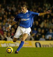 Fotball<br /> England 2004/2005<br /> Foto: SBI/Digitalsport<br /> NORWAY ONLY<br /> <br /> Birmingham City v Southampton<br /> Barclays Premiership. 02/02/2005.<br /> Birmingham's Walter Pandiani makes his debut for the Midlands club amid speculation that he is unhappy about his move to England.