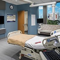 Emory Hospital ICU - Atlanta, GA