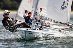 , Travemünder Woche 19. - 28.07.2019, Laser 4.7 - GER 213839 - Max RABE - See- und Segelsportverein der Hansestadt Rostock e. V