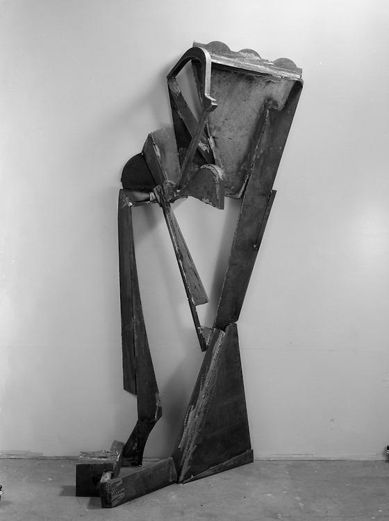 Peter Hide Sculpture - Scan
