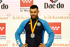 Karate: Karate World Championship 2018 - Madrid - 10 November 2018
