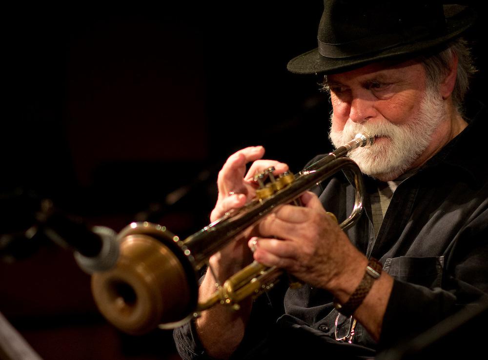 George Tidwell at the Nashville Jazz Workshop