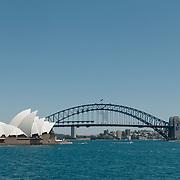 Sydney Opera House in Sydney Bay Sydney Opera House.
