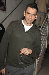 ROLAND MOURET at a reception hosted by Vogue magazine to launch photographer Tim Walker's book 'Pictures' sponsored by Nude, held at The Design Museum, Shad Thames, London SE1 on 8th May 2008.<br /><br />NON EXCLUSIVE - WORLD RIGHTS