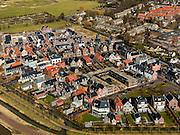 Nederland, Utrecht, Gemeente Stichtse Vecht, 20-02-2012; Loenen aan de Vecht, Nieuwbouwwijkje..New housing district in the village of Loenen aan de Vecht. luchtfoto (toeslag), aerial photo (additional fee required);.copyright foto/photo Siebe Swart.