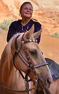 Effie Yazzie, Navajo, Monument Valley, Arizona