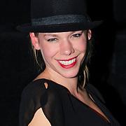 NLD/Amsterdam/20130205 - Modeshow Nikki Plessen 2013, Nicolette Kluijver