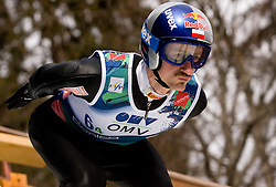 MALYSZ Adam, KS Wisla, Ustronianka, POL  competes during Flying Hill Team Trial Round at 4th day of FIS Ski Flying World Championships Planica 2010, on March 21, 2010, Planica, Slovenia.  (Photo by Vid Ponikvar / Sportida)