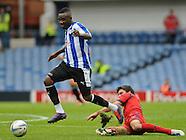 Sheffield Wednesday v West Bromwich Albion 040812