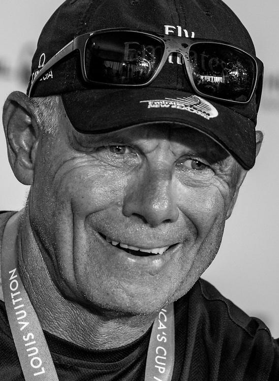 Grant Dalton, CEO<br /> Emirates Team New Zealand<br /> <br /> Day  5<br /> 2017 35th America's Cup Bermuda
