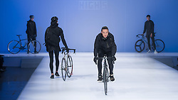 Models present creations of sportswear designed by graduates of Beijing Institute of Fashion Technology during a fashion week of the institute in Beijing, capital of China, March 17, 2016. EXPA Pictures © 2016, PhotoCredit: EXPA/ Photoshot/ Li Jianbo<br /> <br /> *****ATTENTION - for AUT, SLO, CRO, SRB, BIH, MAZ, SUI only*****