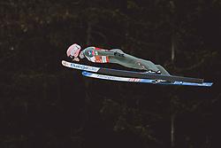 04.03.2021, Oberstdorf, GER, FIS Weltmeisterschaften Ski Nordisch, Oberstdorf 2021, Herren, Skisprung HS137, Qualifikation, im Bild Jan Hoerl (AUT) // Jan Hoerl of Austria during qualification for the ski jumping HS137 competition of FIS Nordic Ski World Championships 2021 in Oberstdorf, Germany on 2021/03/04. EXPA Pictures © 2021, PhotoCredit: EXPA/ JFK