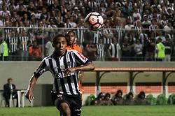 April 14, 2017 - Robinho, na partida válida pela segunda rodada da libertadores, jogo entre Atlético MG x Sport Boys , nesta quinta-feira (13) no Estadio do Independência, BH. (Credit Image: © Telmo Ferreira/Fotoarena via ZUMA Press)