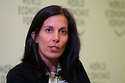 Nita A. Farahany, Professor of Law and Philosophy; Director, Duke Science and Society, Duke University, USA during the session: Governance by Design at the World Economic Forum - Annual Meeting of the New Champions in Tianjin, People's Republic of China 2018.Copyright by World Economic Forum / Greg Beadle