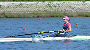 Reading. United Kingdom. GBR LW1X, Charlotte TAYLOR, Redgrave and Pinsent Rowing Lake. Caversham.<br /> <br /> 09:50:52  Saturday  19/04/2014<br /> <br />  [Mandatory Credit: Peter Spurrier/Intersport<br /> Images]