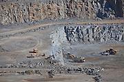 Barroso_MG, Brasil...Extracao de calcario em Barroso, Minas Gerais...Extraction of limestone in Barroso, Minas Gerais...Foto: JOAO MARCOS ROSA / NITRO