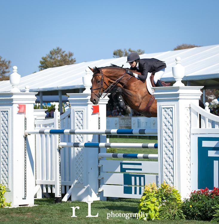 $50,000 Spy Coast Farm Grand Prix Qualifier ~ Hampton Classic 2011