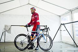 September 21, 2017 - Bergen, NORWAY - 170921 prepares for a training session on September 21, 2017 in Bergen..Photo: Vegard Wivestad GrÂ¿tt / BILDBYRN / kod VG / 170019 (Credit Image: © Vegard Wivestad Gr¯Tt/Bildbyran via ZUMA Wire)