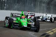 March 20-23, 2013 - St. Petersburg Grand Prix. James Hinchcliffe, Andretti Autosport