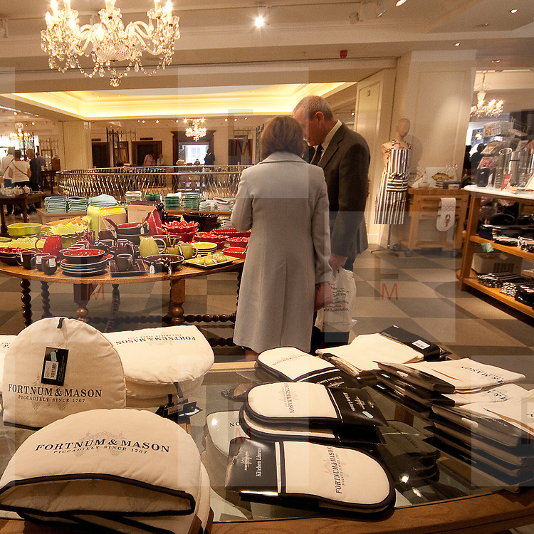 Fortnum & Mason are located at 181 Piccadilly. Is recognised internationally for its high quality goods and as an iconic British symbol. It has held many Royal Warrants over the past 150 years..Founded as a grocery store, Fortnum's reputation was built on supplying quality food, and saw rapid growth throughout the Victorian era. Though Fortnum's developed into a department store, it continues to focus on stocking a variety of exotic, speciality and also 'basic' provisions. It is also the location of a celebrated tea shop.