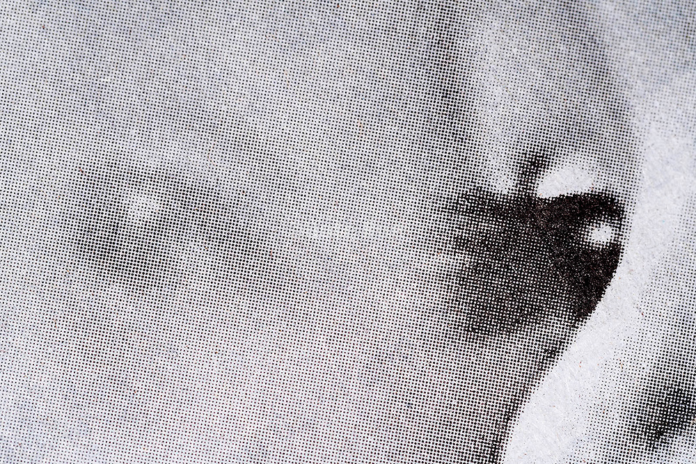 eye ectreme close up