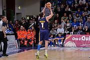 DESCRIZIONE : Beko Legabasket Serie A 2015- 2016 Dinamo Banco di Sardegna Sassari - Manital Auxilium Torino<br /> GIOCATORE : Guido Rosselli<br /> CATEGORIA : Tiro Tre Punti Three Point Controcampo<br /> SQUADRA : Manital Auxilium Torino<br /> EVENTO : Beko Legabasket Serie A 2015-2016<br /> GARA : Dinamo Banco di Sardegna Sassari - Manital Auxilium Torino<br /> DATA : 10/04/2016<br /> SPORT : Pallacanestro <br /> AUTORE : Agenzia Ciamillo-Castoria/L.Canu