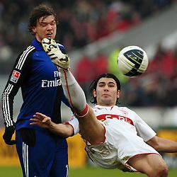 20100213: Football - Soccer - GER, 1. FBL, VfB Stuttgart vs Hamburger SV