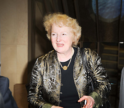 BARONESS JULIA NEUBERGER at the opening reception of the new Jewish Museum, Raymond Burton House, 129-131 Albert Street, London NW1 on 16th March 2010.