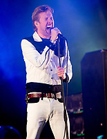 kaiser chiefs live at  KNEBWORTH Pub in the park Drive in  Garden Party photo by Brian Jordan