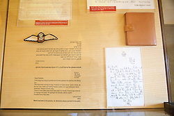 Mikel Weizman Last Letter to His Parents Before He Died When His RAF Plane Crashed