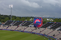 Cricket - 2019 ICC Cricket World Cup - Group Stage: South Africa vs. West Indies<br /> <br /> With the threat of more rain and the time before the restart is needed to take place the umpires have decided to abandon the match at the Hampshire Bowl, Southampton.<br /> <br /> COLORSPORT/SHAUN BOGGUST