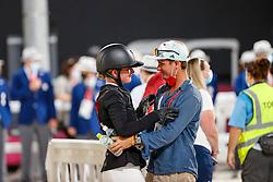 Team Germany, Krajewski Julia, GER<br /> Olympic Games Tokyo 2021<br /> © Hippo Foto - Stefan Lafrentz<br /> 02/08/2021