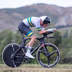 25-09-2020: wielrennen: WK tijdrit mannen: Imola<br /> Rohan Dennis
