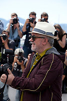 Director and President of the Jury Pedro Almodóvar <br /> at the Members of the Jury photocall at the 70th Cannes Film Festival Wednesday May 17th 2017, Cannes, France. Photo credit: Doreen Kennedy
