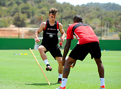 Joe Bryan of Bristol City  - Mandatory by-line: Joe Meredith/JMP - 19/07/2016 - FOOTBALL - Bristol City pre-season training camp, La Manga, Murcia, Spain