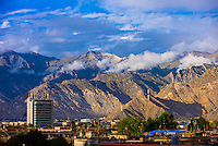 Lhasa, Tibet (Xizang), China.