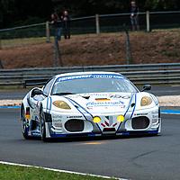 #190 FERRARI F430 GTC 2010, Endurance Racing Legends, Peter Auto, Le Mans 2021, 19 August 2021
