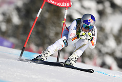 03.12.2017, Lake Louise, CAN, FIS Weltcup Ski Alpin, Lake Louise, Super G, Damen, im Bild Lindsey Vonn (USA) // Lindsey Vonn of the USA in action during the ladie's Super G of FIS Ski Alpine World Cup in Lake Louise, Canada on 2017/12/03. EXPA Pictures © 2017, PhotoCredit: EXPA/ SM<br /> <br /> *****ATTENTION - OUT of GER*****