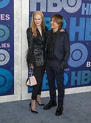 May 29, 2019 - New York, New York, United States - Nicole Kidman wearing dress by Michael Kors and Keith Urban attend HBO Big Little Lies Season 2 Premiere at Jazz at Lincoln Center  (Credit Image: © Lev Radin/Pacific Press via ZUMA Wire)