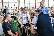 chess players at the Market, Yerevan, Armenia