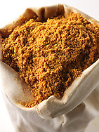 Ground Mace powder  - stock photos