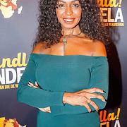 NLD/Amsterdam/20151026 - perspresentatie musical Amandla! Mandela , Joanne Telesford
