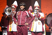 The Brooklyn Steppers at the Apollo Theater 75th Birthday Celebration Press Conference announcing its special anniversary programming across Harlem, New York, and the Nation.
