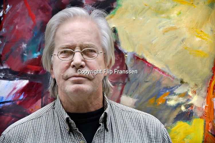 Nederland, Nijmegen, Berg en Dal, 7-4-2007Schilder, kunstschilder, kunstenaar, Robert Terwindt.FOTO: FLIP FRANSSEN/ HOLLANDSE HOOGTE