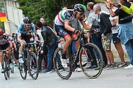Fabio Aru (ITA - UAE Team Emirates) during the 101th Tour of Italy, Giro d'Italia 2018, stage 11, Assisi - Osimo 156 km on May 16, 2018 in Italy - Photo Dario Belingheri / BettiniPhoto / ProSportsImages / DPPI