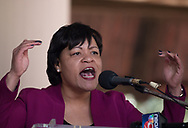 LaToya Cantrell, New Orleans mayor elect at the Women's March.
