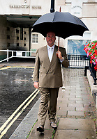 Jonathan Sothcott  out and about in Shepherds Market Mayfair