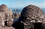 The Skelligs Rocks off the Kerry coast in Southern Ireland.<br /> Picture by Don MacMonagle<br /> ©macmonagle.com