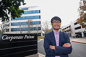 20170104 Michael Cho, president of Olive Hill Group