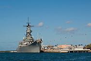 USS Battleship Missouri, Pearl Harbor, Oahu, Hawaii